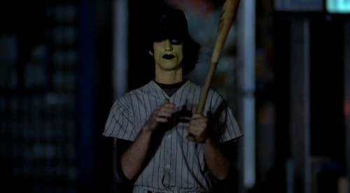 Baseball Face Paint Movie