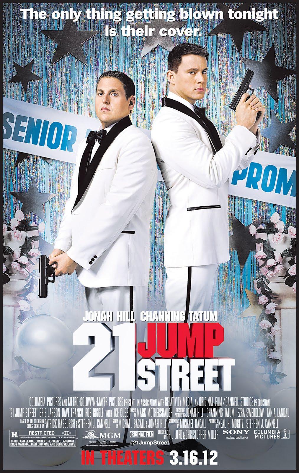 Hey, Watch This!: 21 Jump Street : longagoand ohsofaraway