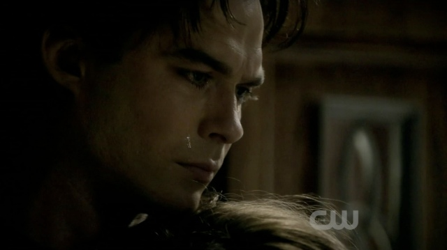 Man tears generally make me uncomfortable, but he is just so damn beautiful.