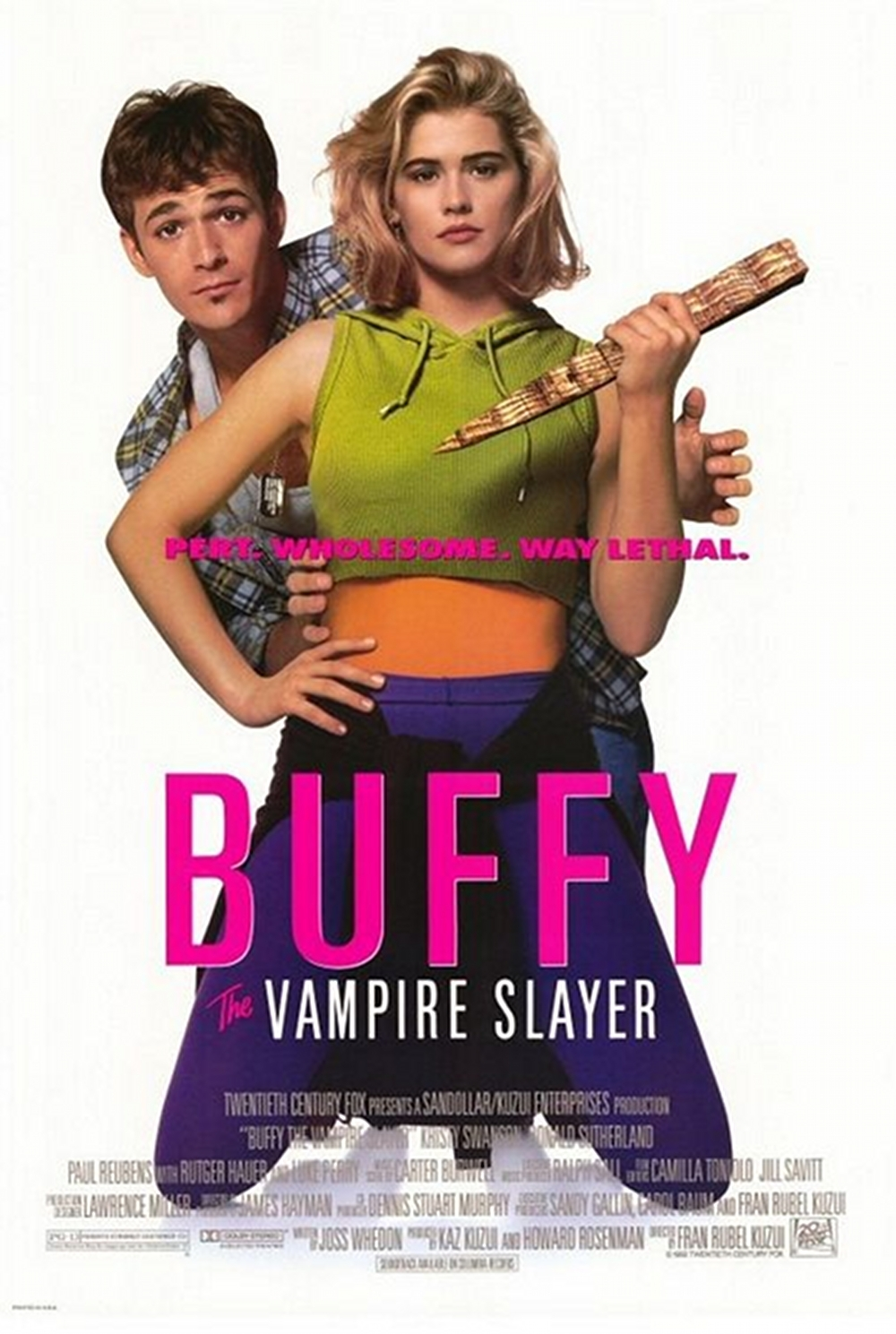 hey watch this buffy the vampire slayer longagoand