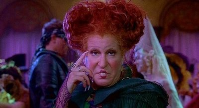 Bette Midler as Winifred Sanderson