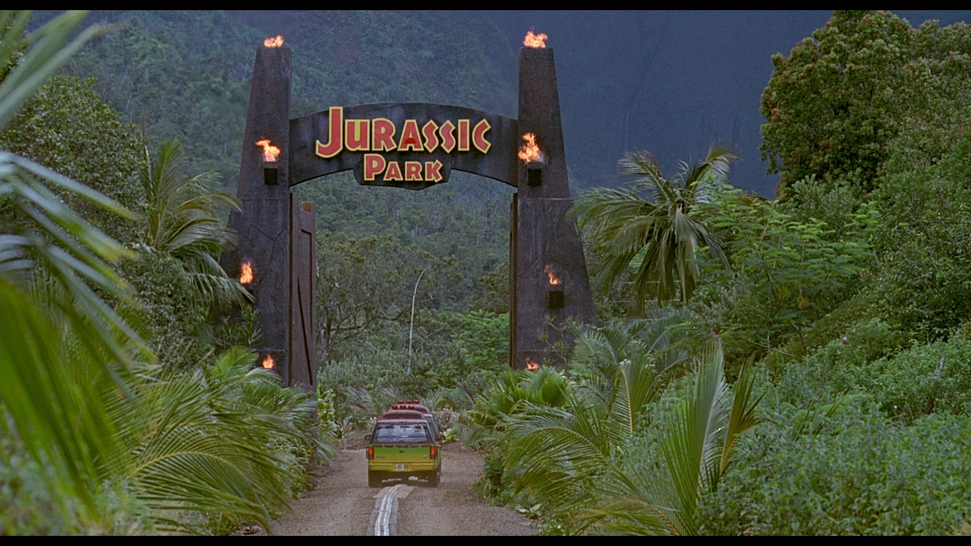 Jurassic park for Puerta jurassic world