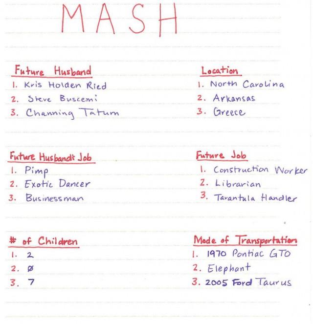 MASH 2