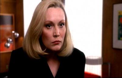 Cathy Moriarty as Carrigan Crittenden