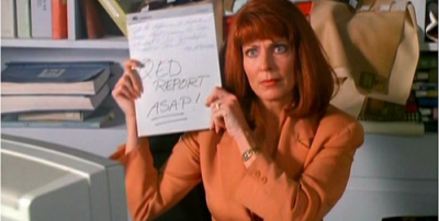 Joanna Cassidy as Rose Lindsey