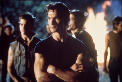 "Patrick Swayze as Darrel ""Darry"" Curtis"