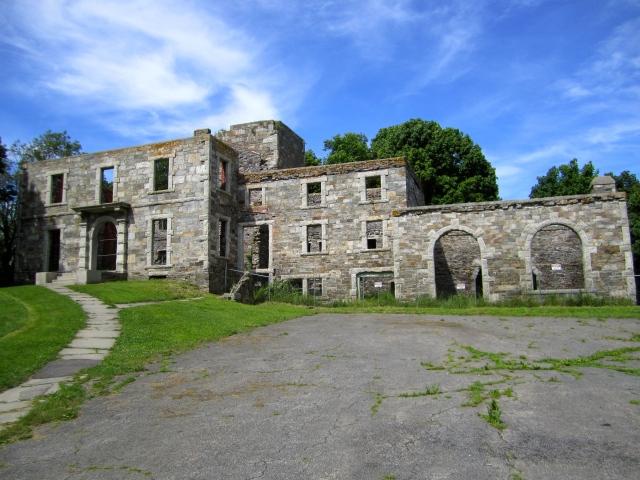 Goddard Mansion, Fort Williams
