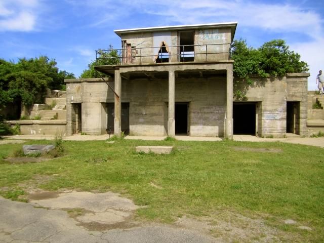 Battery Erasmus Keyes, Fort Williams
