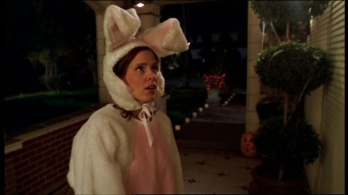 Anya as a bunny