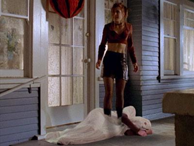Buffy Costume Halloween