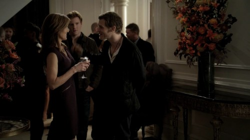 That Klaus, such a lady killer. Both literally and figuratively.