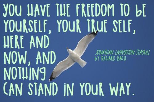 freedomtobeyourself